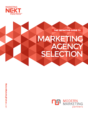 marketing agency selection guide